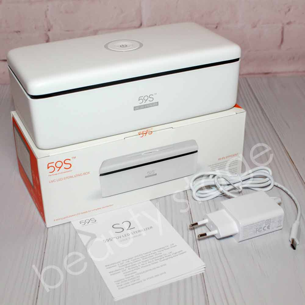 Стерилизатор 59S SUNUV S2 UVC LED