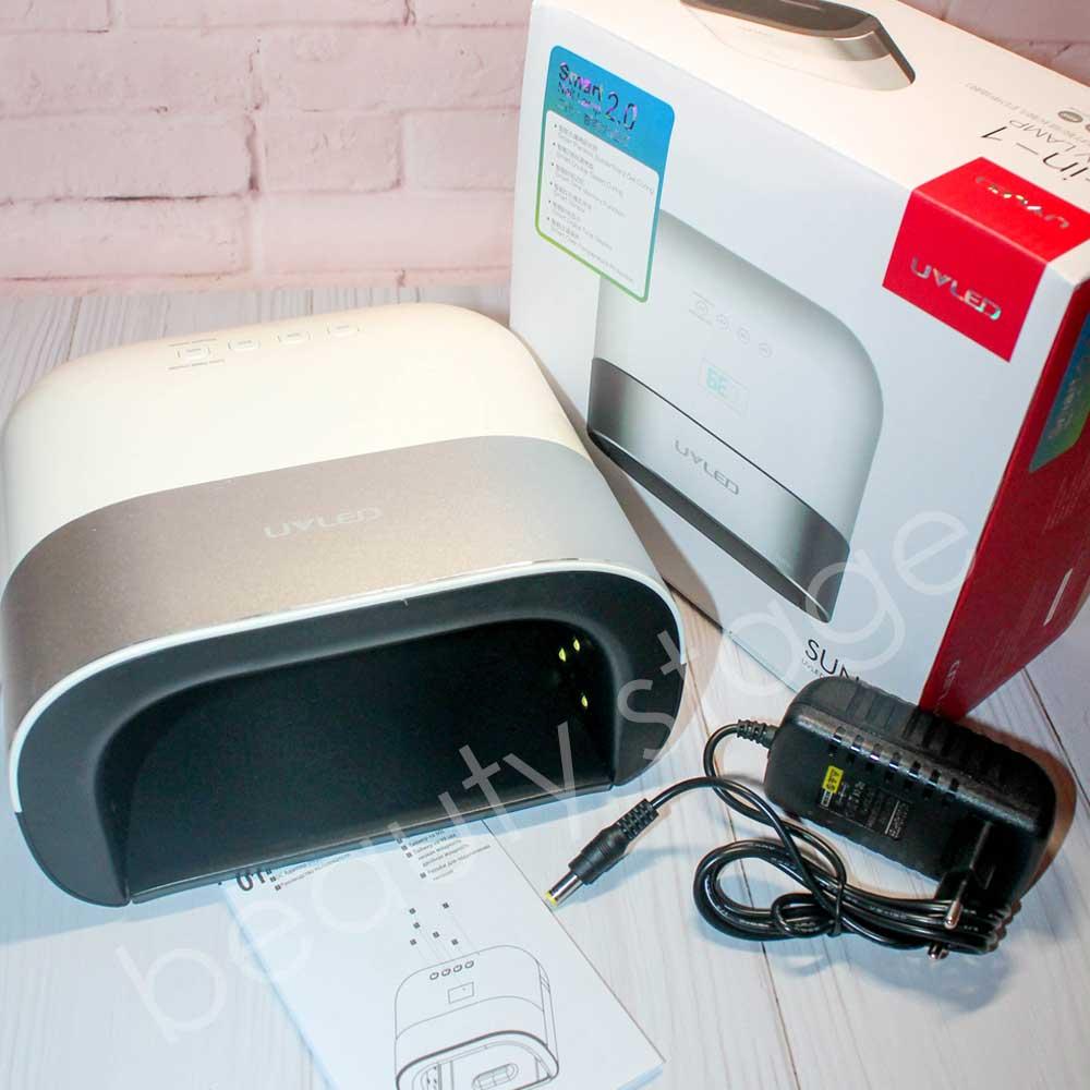 SUN 3 48 Вт. Smart 2.0 UV/LED лампа для маникюра