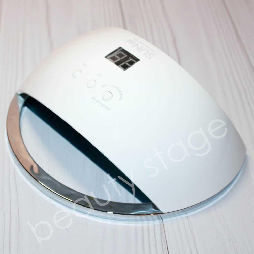SUN 4S 48 Вт. UV/LED лампа для гель лака и геля.