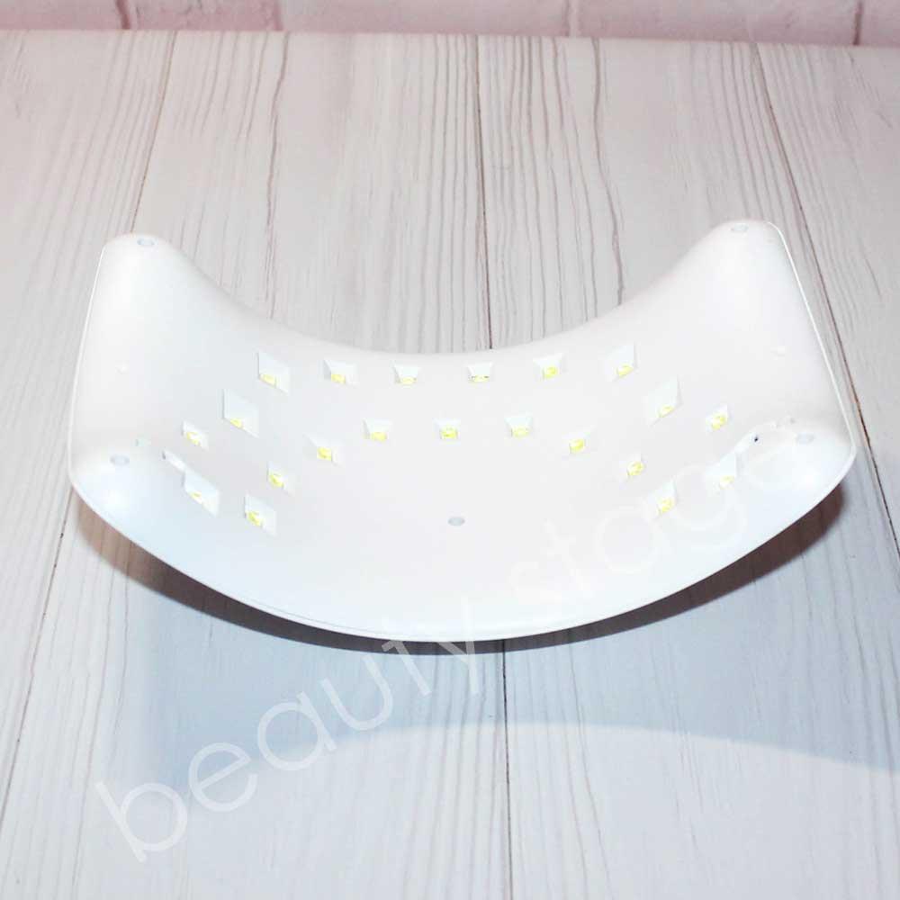 UV/LED SUN 8 лампа для гель лаку і гелю.