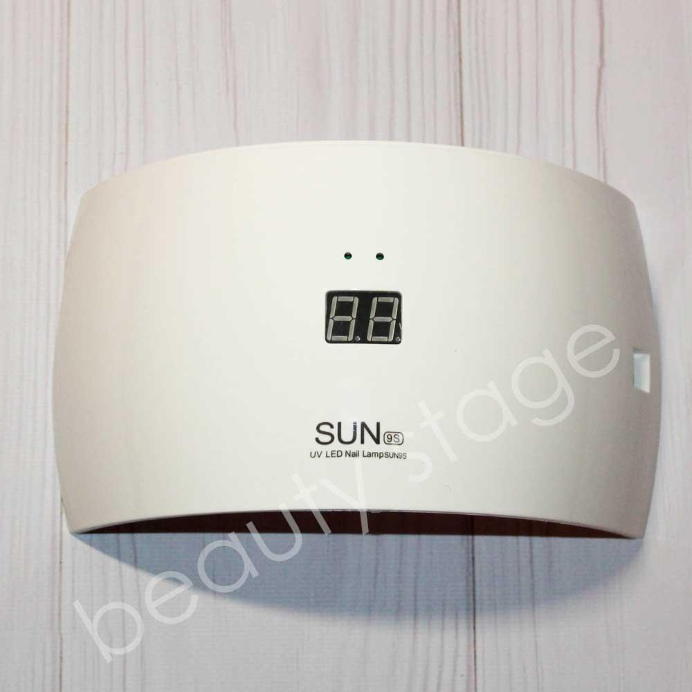 UV/LED SUN 9S лампа для гель лака и геля.